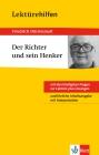 """Friedrich Dürrenmatt, """"Der Richter und sein Henker"""""""