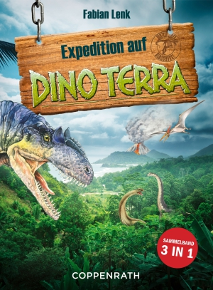Expedition auf Dino Terra