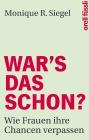 Vergrößerte Darstellung Cover: War's das schon?. Externe Website (neues Fenster)
