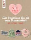 Vergrößerte Darstellung Cover: Wollverliebt - das Strickbuch für die erste Maschenliebe. Externe Website (neues Fenster)