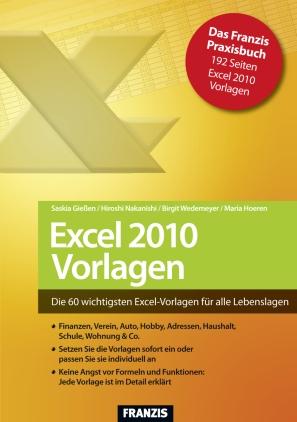 Excel 2010 Vorlagen