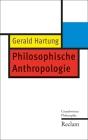 Vergrößerte Darstellung Cover: Philosophische Anthropologie. Externe Website (neues Fenster)