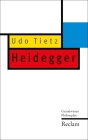 Vergrößerte Darstellung Cover: Heidegger. Externe Website (neues Fenster)