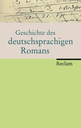 Geschichte des deutschsprachigen Romans