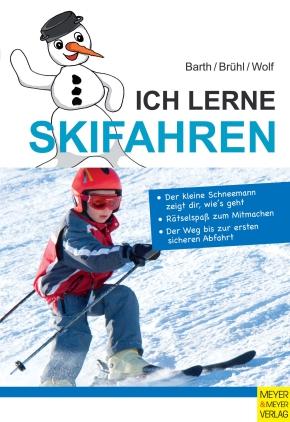 Ich lerne Skifahren