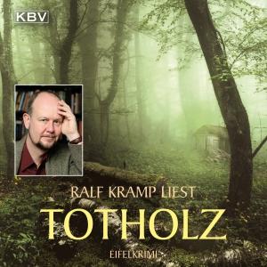 """Ralf Kramp liest """"Totholz"""""""