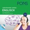 Audiotraining Aufbau - Englisch