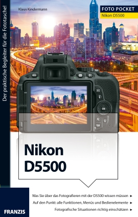 Foto Pocket Nikon D5500
