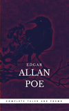Poe: Complete Tales And Poems (Book Center) (The Greatest Writers of All Time)