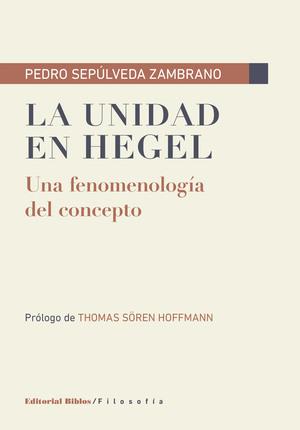La unidad en Hegel