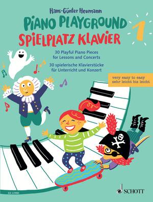 Piano Playground 1
