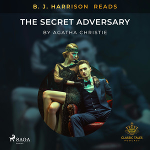 B. J. Harrison Reads The Secret Adversary