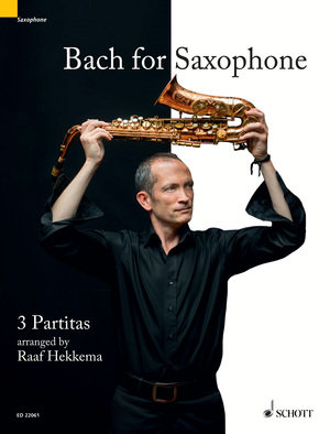 Bach for Saxophone