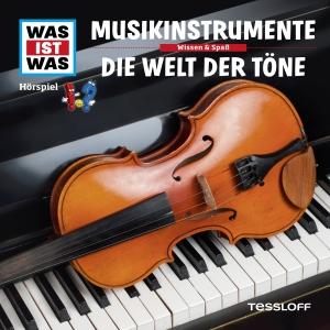 Was-ist-was - Musikinstrumente - Die Welt der Töne