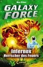 Infernox, Herrscher des Feuers