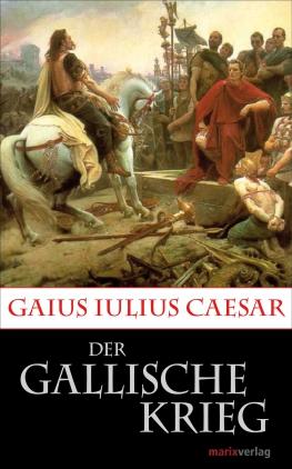 Der gallische Krieg