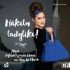 Vergrößerte Darstellung Cover: Häkeln ladylike!. Externe Website (neues Fenster)