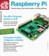 Vergrößerte Darstellung Cover: c't wissen Raspberry Pi (2015). Externe Website (neues Fenster)