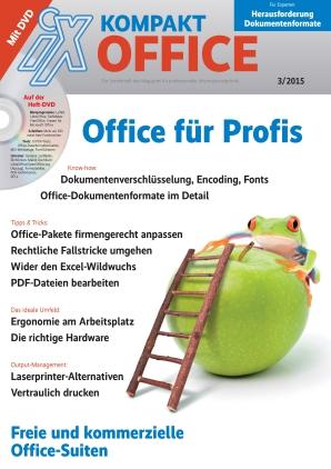 iX kompakt Office - Office für Profis