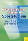 Vergrößerte Darstellung Cover: Wissenschaftliches Arbeiten im Sportstudium. Externe Website (neues Fenster)