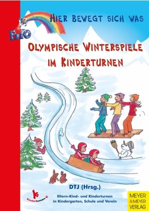 Olympische Winterspiele im Kinderturnen