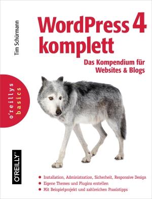 WordPress 4 komplett