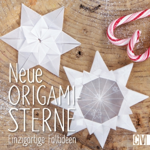 Neue Origami-Sterne