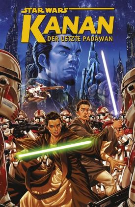 Star Wars Sonderband 89: Kanan - Der letzte Padawan
