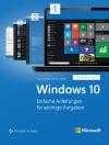 Microsoft Windows 10 Schritt für Schritt