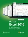 Microsoft Excel 2016 Schritt für Schritt