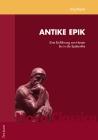Vergrößerte Darstellung Cover: Antike Epik. Externe Website (neues Fenster)