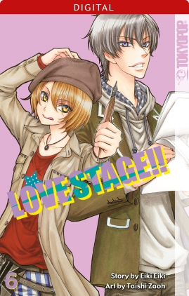 Love Stage!!, 6