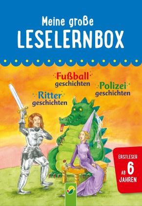 Rittergeschichten, Fußballgeschichten, Polizeigeschichten