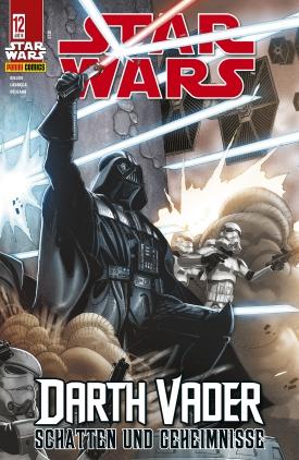 Star Wars, Comicmagazin 12 - Schatten und Geheimnisse
