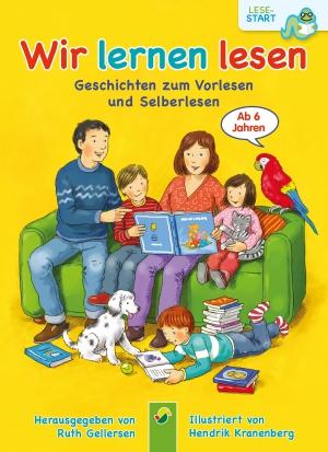 Wir lernen lesen