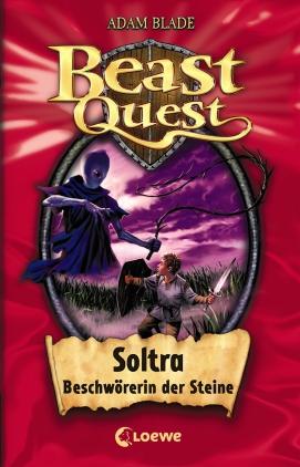 Soltra, Beschwörerin der Steine
