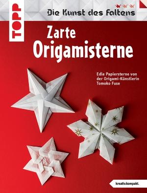 Zarte Origamisterne