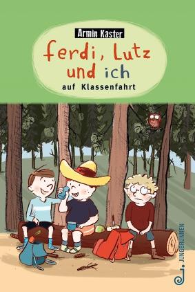 Ferdi, Lutz und ich auf Klassenfahrt