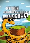 en: Link auf das größere Bild: Python programmieren lernen mit Minecraft. External link opens new window