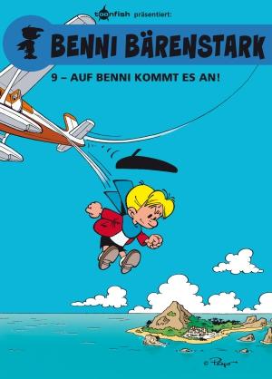 Benni Bärenstark, Bd. 9