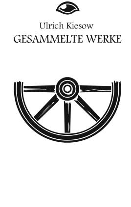 DSA: Ulrich Kiesow Gesamtausgabe