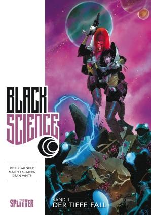Black Science, 1