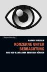Konzerne unter Beobachtung