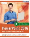 Vergrößerte Darstellung Cover: PowerPoint 2016. Externe Website (neues Fenster)
