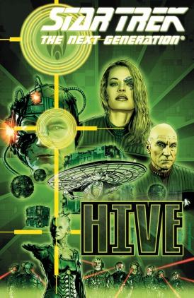 Star Trek Comicband 13 - The Next Generation: Hive