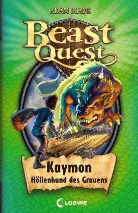 Kaymon, Höllenhund des Grauens