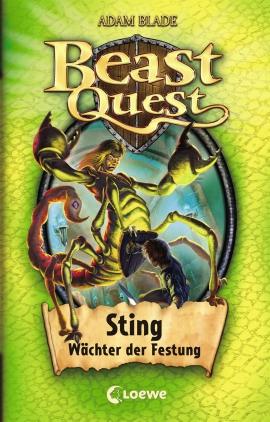 Sting, Wächter der Festung