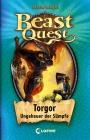 Torgor, Ungeheuer der Sümpfe