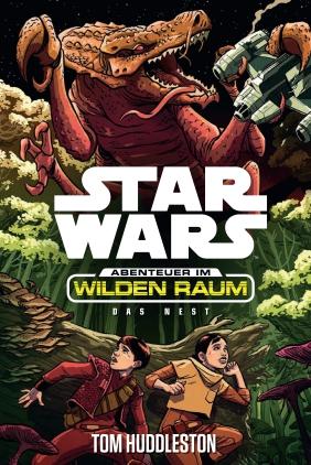 Star Wars - Abenteuer im wilden Raum, Bd. 2