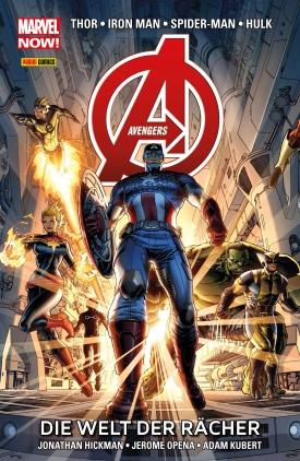 Avengers 1 - Die Welt der Rächer